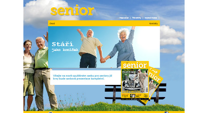 časopis pro Seniory